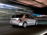 Lorinser Mercedes-Benz M-Klasse (W164) 2005–08 wallpapers