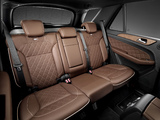 Mercedes-Benz ML 350 BlueTec AMG Sports Package Edition 1 (W166) 2011 wallpapers