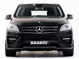 Brabus D6S (W166) 2011 wallpapers