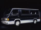 Photos of Mercedes-Benz MB100D AMG 1988