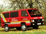 Photos of Mercedes-Benz MB100D Allrad by IGLHAUT 1990