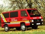 Photos of Mercedes-Benz MB100D Allrad by IGLHAUT 1990