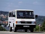 Photos of Mercedes-Benz MB100 B2 Elektro Antrieb 1994
