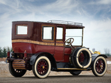 Images of Mercedes 22/50 PS Town Car by Brewster 1914