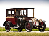 Mercedes 22/50 PS Town Car by Brewster 1914 photos