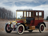 Mercedes 22/50 PS Town Car by Brewster 1914 pictures