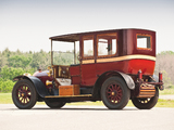 Mercedes 22/50 PS Town Car by Brewster 1914 wallpapers