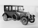 Mercedes 22/50 PS Limousine 1912–15 wallpapers