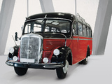Mercedes-Benz O3500 1949–55 pictures