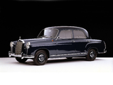 Images of Mercedes-Benz E-Klasse (W120/121) 1953–62