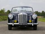 Images of Mercedes-Benz S-Klasse Cabriolet (W180/128) 1956–60