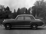 Images of Mercedes-Benz 190 D (W121) 1958–61