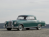 Images of Mercedes-Benz S-Klasse Coupe (W180/128) 1956–60