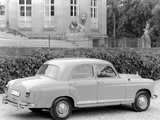 Mercedes-Benz E-Klasse (W120/121) 1953–62 images