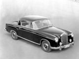 Mercedes-Benz S-Klasse Coupe (W180/128) 1956–60 photos