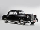 Mercedes-Benz S-Klasse Coupe (W180/128) 1956–60 pictures