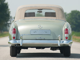 Mercedes-Benz 220 SE Cabrio (W128) 1958–60 photos