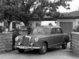 Mercedes-Benz S-Klasse Sedan (W180/128) images