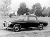 Mercedes-Benz S-Klasse Coupe (W180/128) 1956–60 wallpapers
