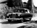 Photos of Mercedes-Benz E-Klasse (W120/121) 1953–62
