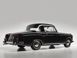 Pictures of Mercedes-Benz S-Klasse Coupe (W180/128) 1956–60