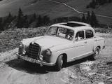 Pictures of Mercedes-Benz S-Klasse Sedan (W180/128)