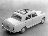 Mercedes-Benz E-Klasse (W120/121) 1953–62 wallpapers