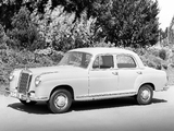Mercedes-Benz 219 (W105) 1956–59 wallpapers
