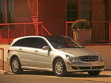 Images of Mercedes-Benz R 350 US-spec (W251) 2005–08