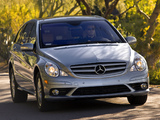 Images of Mercedes-Benz R 320 CDI US-spec (W251) 2006–10