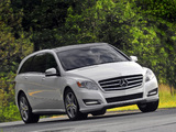 Images of Mercedes-Benz R 350 4MATIC US-spec (W251) 2010