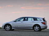 Mercedes-Benz R 320 CDI 4MATIC UK-spec (W251) 2006–10 images