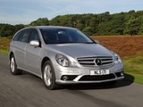 Mercedes-Benz R 320 CDI 4MATIC UK-spec (W251) 2006–10 photos