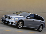 Mercedes-Benz R 320 CDI US-spec (W251) 2006–10 photos