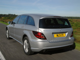 Mercedes-Benz R 320 CDI 4MATIC UK-spec (W251) 2006–10 pictures