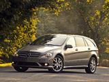Mercedes-Benz R 350 US-spec (W251) 2008–10 images