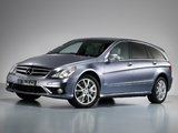 Mercedes-Benz R 320 BlueTec US-spec (W251) 2008–10 wallpapers