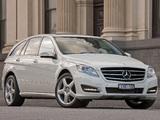 Mercedes-Benz R 300 CDI AU-spec (W251) 2010 images