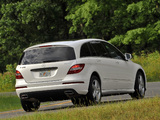 Mercedes-Benz R 350 4MATIC US-spec (W251) 2010 pictures