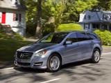 Mercedes-Benz R 350 BlueTec US-spec (W251) 2010 wallpapers