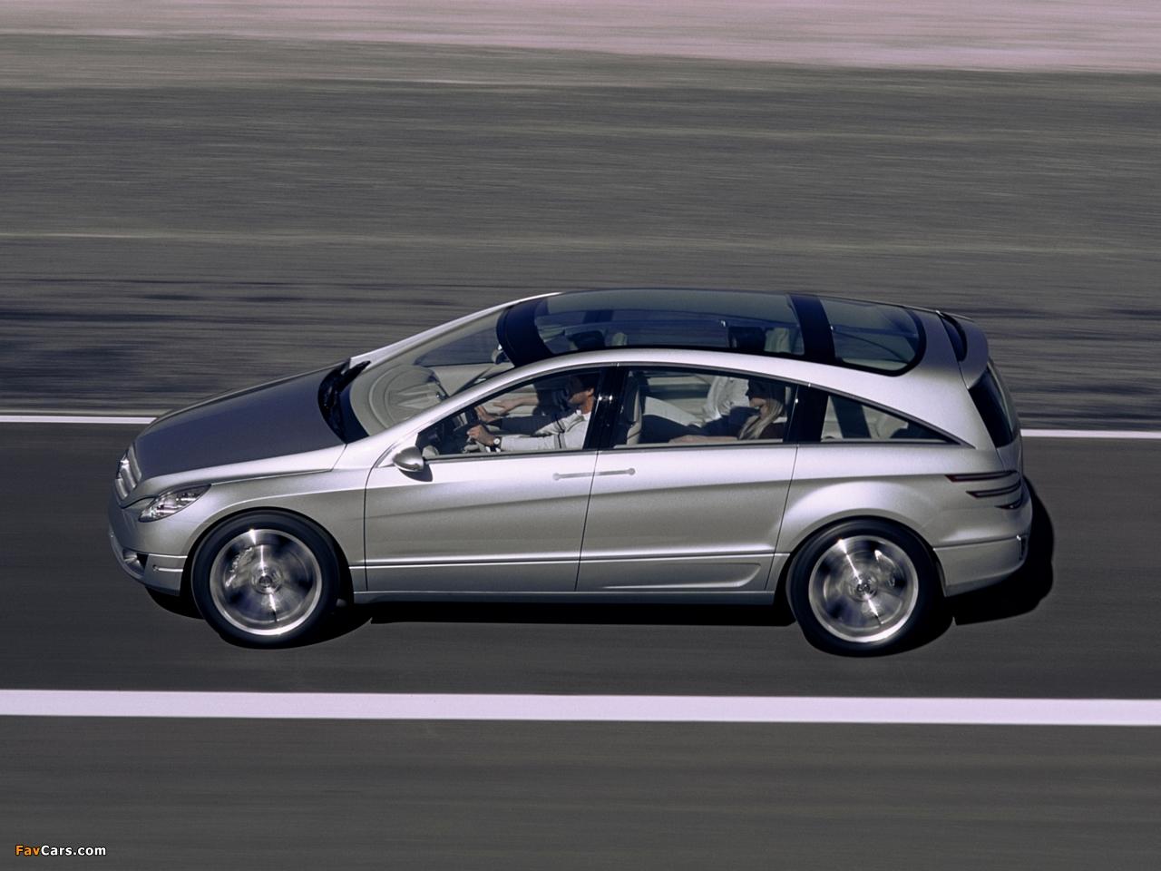 Photos of Mercedes-Benz Vision GST Concept 2002 (1280x960)