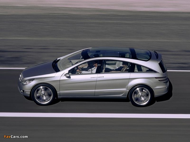Photos of Mercedes-Benz Vision GST Concept 2002 (800 x 600)