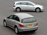 Photos of Mercedes-Benz R-Klasse