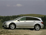 Pictures of Mercedes-Benz R 500 (W251) 2005–10