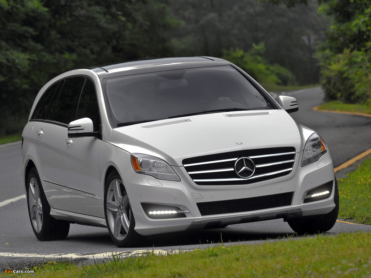 Benz 4matic Car >> Pictures of Mercedes-Benz R 350 4MATIC US-spec (W251) 2010 (1280x960)