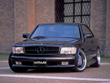 Images of WALD Mercedes-Benz S-Klasse Coupe (C126)