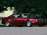 Images of Mercedes-Benz 560 SEC Widebody Hakan Sahl (C126)