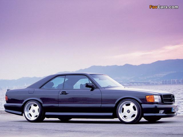 Images of WALD Mercedes-Benz S-Klasse Coupe (C126) (640 x 480)