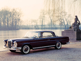 Images of Mercedes-Benz 220 SE Coupe (W111) 1961–65