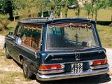 Images of Mercedes-Benz 220 SE Leichenwagen (W111) 1964